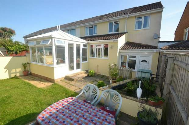 4 Bedrooms Semi Detached House for sale in Barnstaple, BICKINGTON, Devon