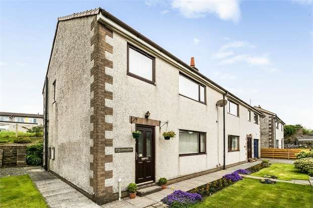 3 Bedrooms Semi Detached House for sale in Monkwray, Whitehaven, Cumbria