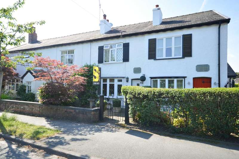 2 Bedrooms Terraced House for sale in ACK LANE EAST, Bramhall