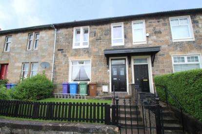 3 Bedrooms Terraced House for sale in Eastcroft Terrace, Glasgow, Lanarkshire