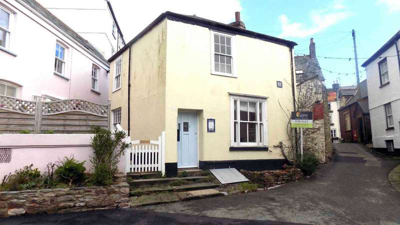 2 Bedrooms Link Detached House for sale in Fore Street, Kingsand