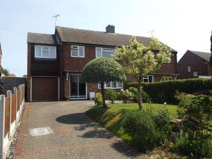 4 Bedrooms Semi Detached House for sale in Cressing, Braintree