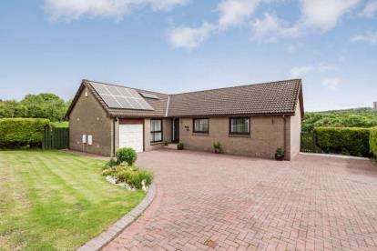 4 Bedrooms Bungalow for sale in Southfield Road, Cumbernauld