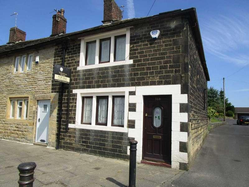2 Bedrooms Cottage House for sale in Rochdale Road, High Crompton, Shaw
