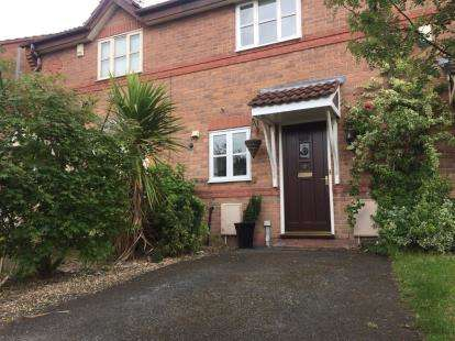 2 Bedrooms Terraced House for sale in Tannery Way, Timperley, Altrincham, Greater Manchester
