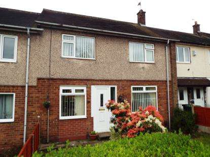 3 Bedrooms Terraced House for sale in Heather Way, Marple, Stockport, Greater Manchester