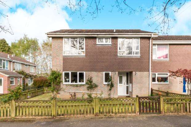 4 Bedrooms End Of Terrace House for sale in Tadley, Hampshire, England