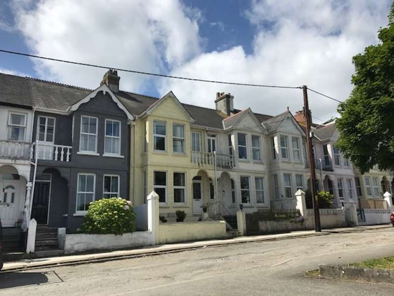 3 Bedrooms Terraced House for sale in Sydney Road, Torpoint