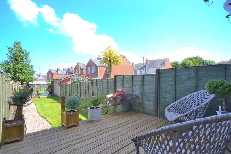 3 Bedrooms Terraced House for sale in Cowes, Isle Of Wight