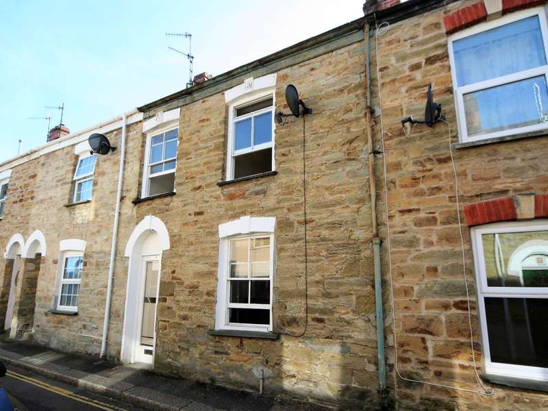 3 Bedrooms Terraced House for sale in St Dominic Street, Truro,
