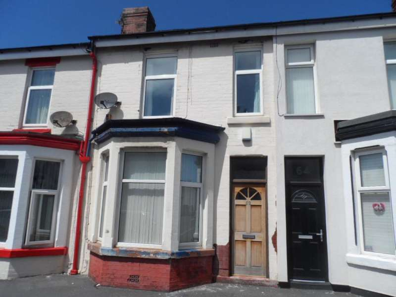 2 Bedrooms Terraced House for sale in Ribble Road, Blackpool, FY1 4AB