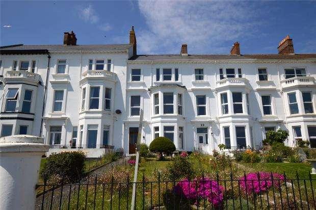 1 Bedroom Flat for sale in Alexandra Terrace, Exmouth, Devon