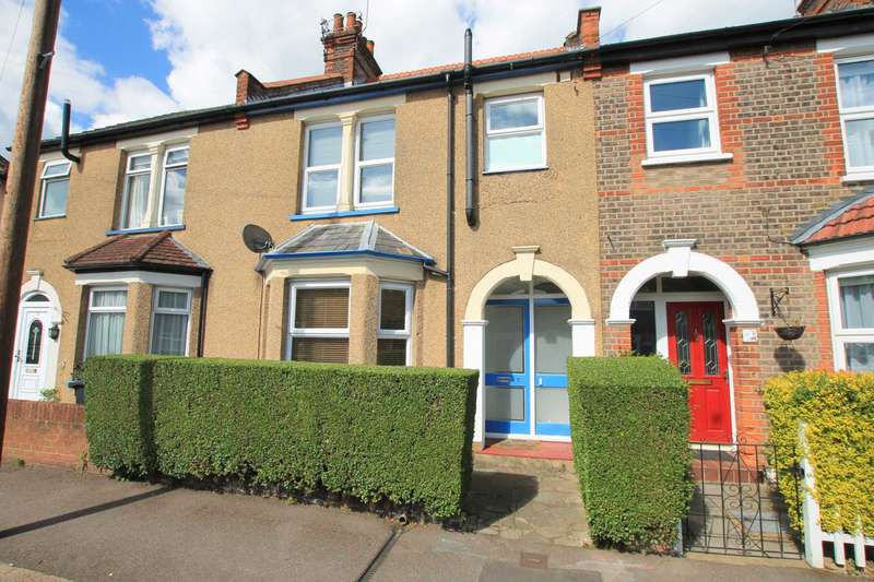 3 Bedrooms Terraced House for sale in Buckingham Road, Watford