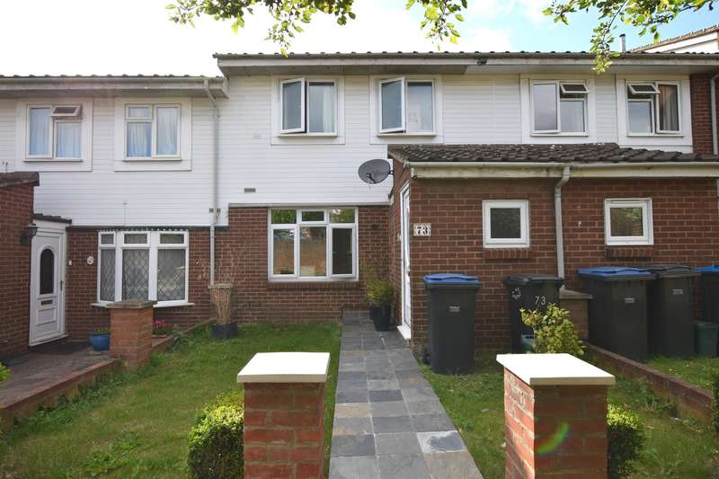 3 Bedrooms Terraced House for sale in Sycamore Field, Harlow, CM19