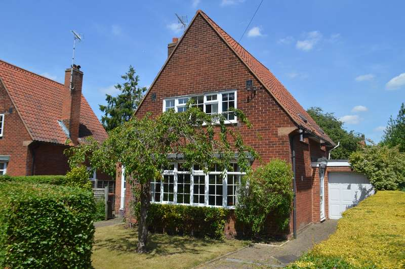 3 Bedrooms Detached House for sale in Lytton Gardens, WELWYN GARDEN CITY, AL8