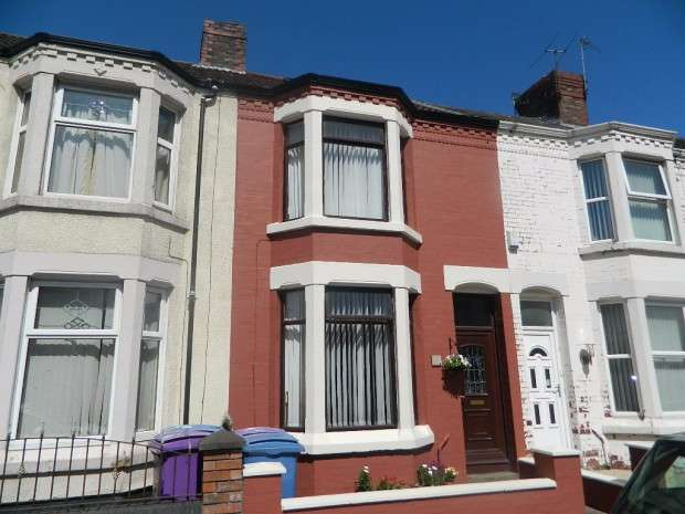 3 Bedrooms Terraced House for sale in September Road, Liverpool, L6