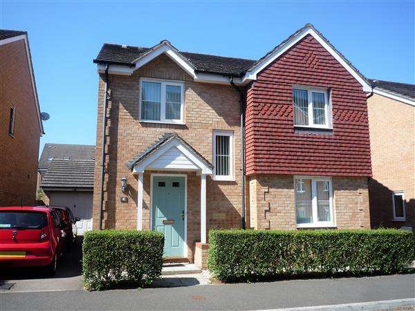 4 Bedrooms House for sale in Tatham Road, Llanishen, Cardiff