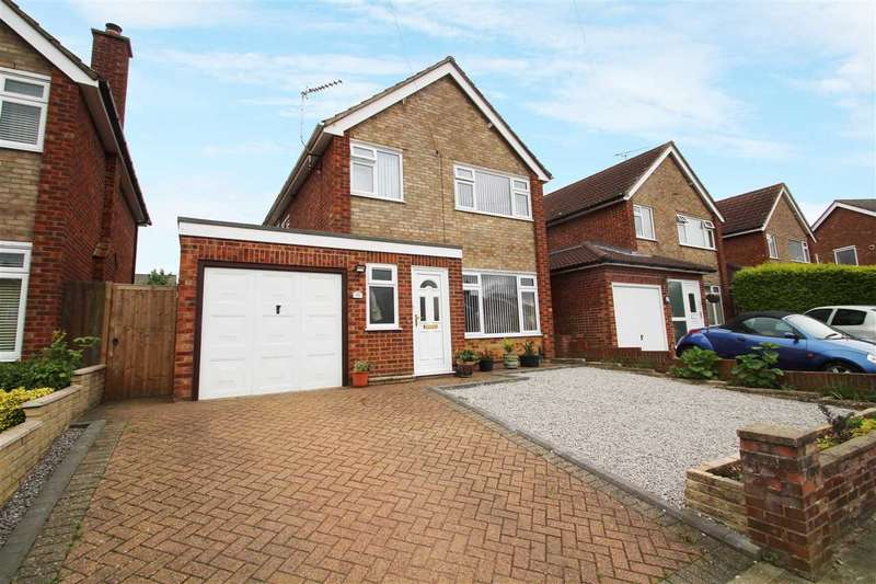 3 Bedrooms Detached House for sale in Palmcroft Road, Ipswich