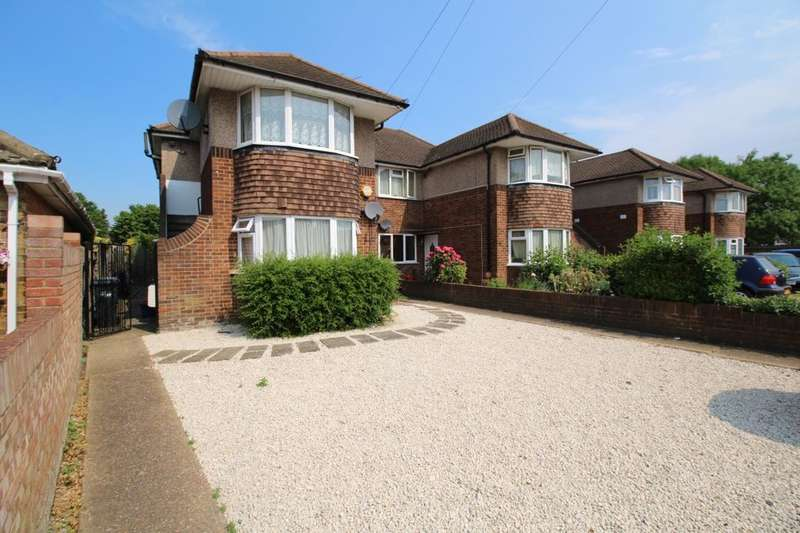 2 Bedrooms Flat for sale in Swan Road, Feltham, TW13