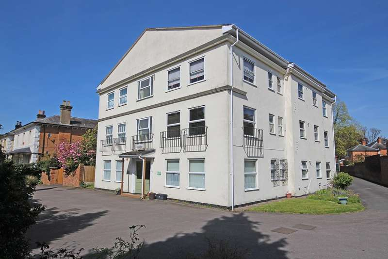 2 Bedrooms Apartment Flat for sale in Concord House, Kenilworth Road, Leamington Spa