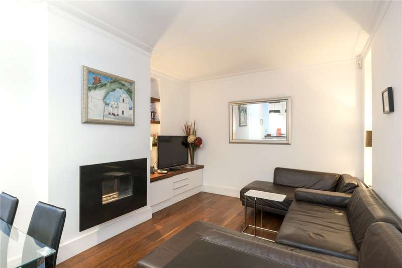 3 Bedrooms Flat for sale in Iverna Court, London, W8