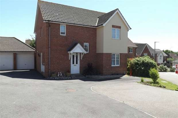 4 Bedrooms Detached House for sale in Pride View, Stone Cross, Pevensey, East Sussex
