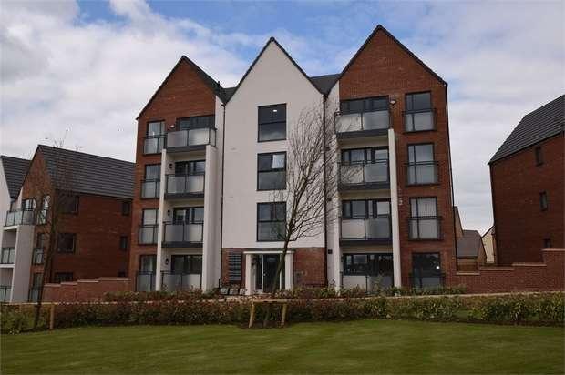 2 Bedrooms Flat for rent in 10 Vespasian Road, Fairfields, MILTON KEYNES, Buckinghamshire