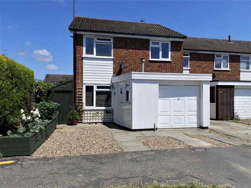3 Bedrooms End Of Terrace House for sale in Finians Fields, Barns Green