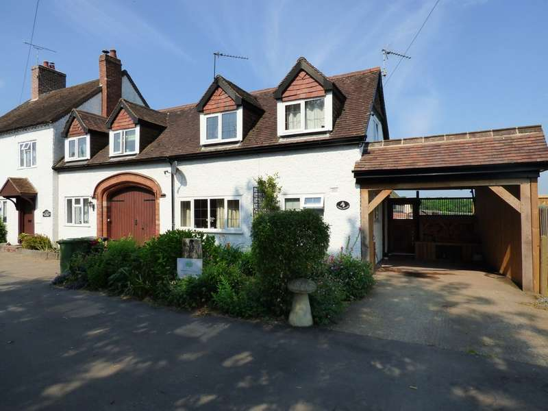 3 Bedrooms Semi Detached House for sale in Stable Cottage, Hill Wootton
