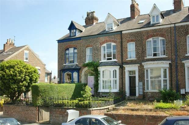 4 Bedrooms Terraced House for sale in Bishopthorpe Road