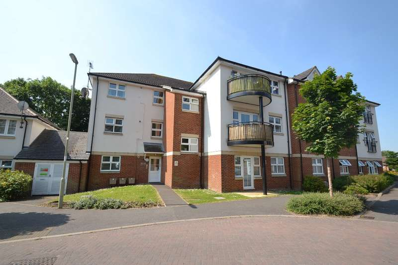 2 Bedrooms Flat for sale in Bishopstoke