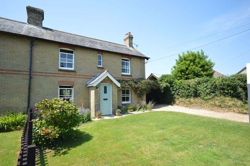4 Bedrooms Cottage House for sale in Rowes Lane, East End, Lymington