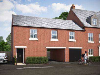 2 Bedrooms House for sale in Anglia Way, Great Denham