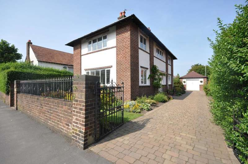4 Bedrooms Detached House for sale in St Davids Road North, St Annes, Lytham St Annes, Lancashire, FY8 2BL