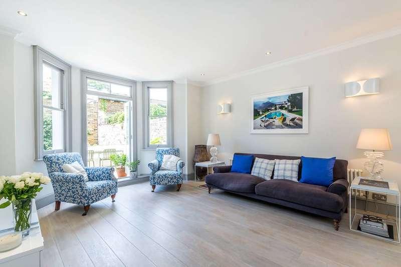 2 Bedrooms Flat for sale in Elsham Road, Kensington, W14