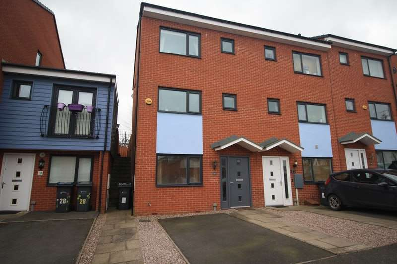 3 Bedrooms End Of Terrace House for sale in Whitlock Grove, Birmingham, West Midlands, B14