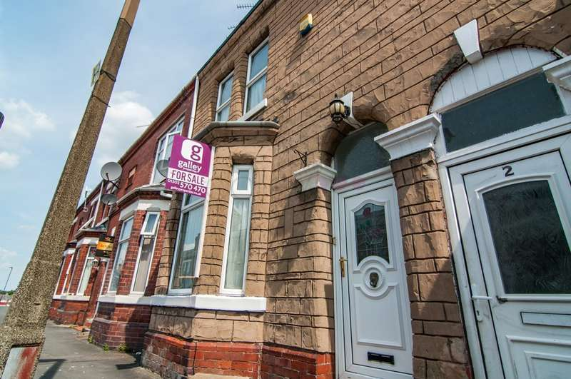4 Bedrooms Terraced House for sale in Alexandra Road, Balby