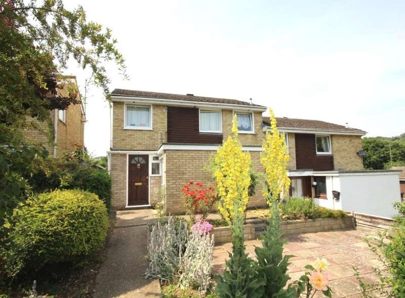 3 Bedrooms Semi Detached House for sale in Luker Avenue, Henley-On-Thames, RG9