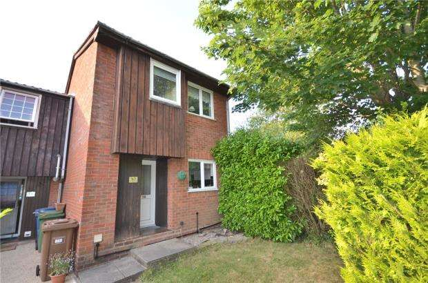 3 Bedrooms End Of Terrace House for sale in Greenham Wood, Bracknell, Berkshire