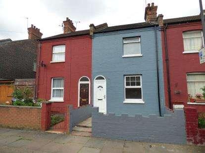 2 Bedrooms Terraced House for sale in Gresham Road, Neasden, London