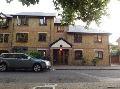 1 Bedroom Flat for sale in Riverside Close, Clapton, Hackney, London
