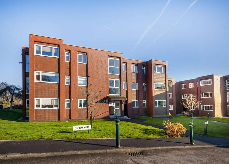3 Bedrooms Flat for sale in 4 Storth Park, Fulwood, S10 3QH