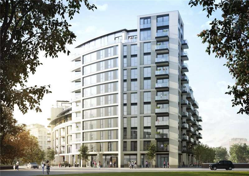 2 Bedrooms Flat for sale in Chelsea Island, Harbour Avenue, London, SW10