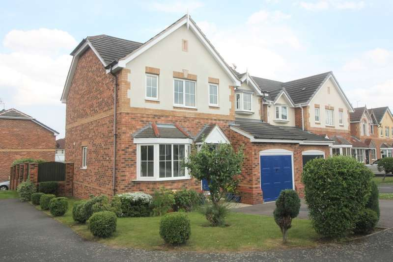 4 Bedrooms Detached House for sale in Woodfield Plantation, Doncaster