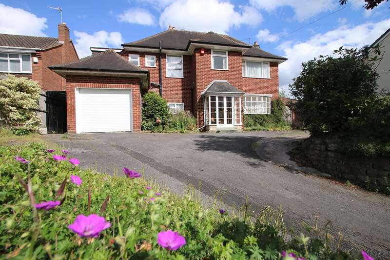 4 Bedrooms Detached House for sale in Ham Lane, Pedmore, Stourbridge, DY9