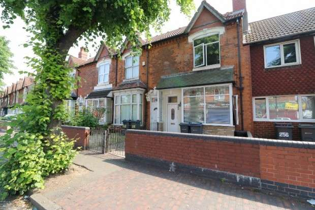 3 Bedrooms Terraced House for sale in Rookery Road, Handsworth, B21