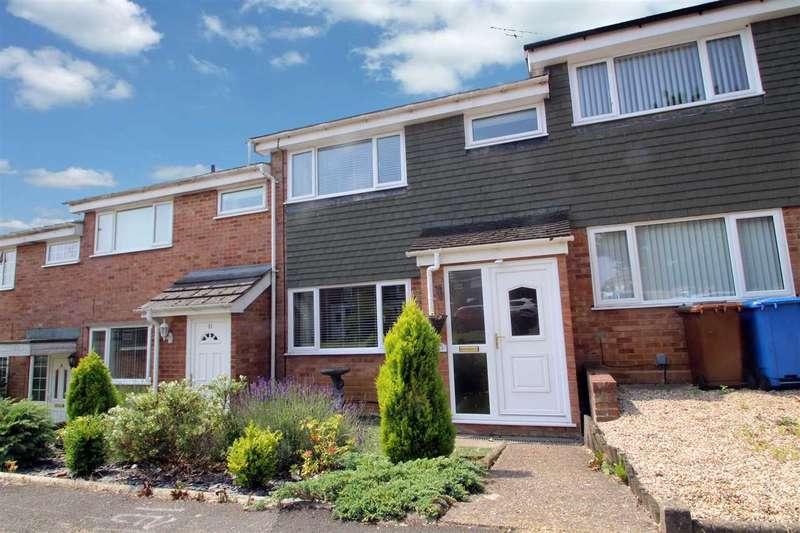 3 Bedrooms Terraced House for sale in Halesowen Close, Ipswich