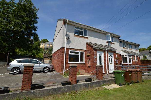 2 Bedrooms End Of Terrace House for sale in Finch Close, Plymouth, Devon
