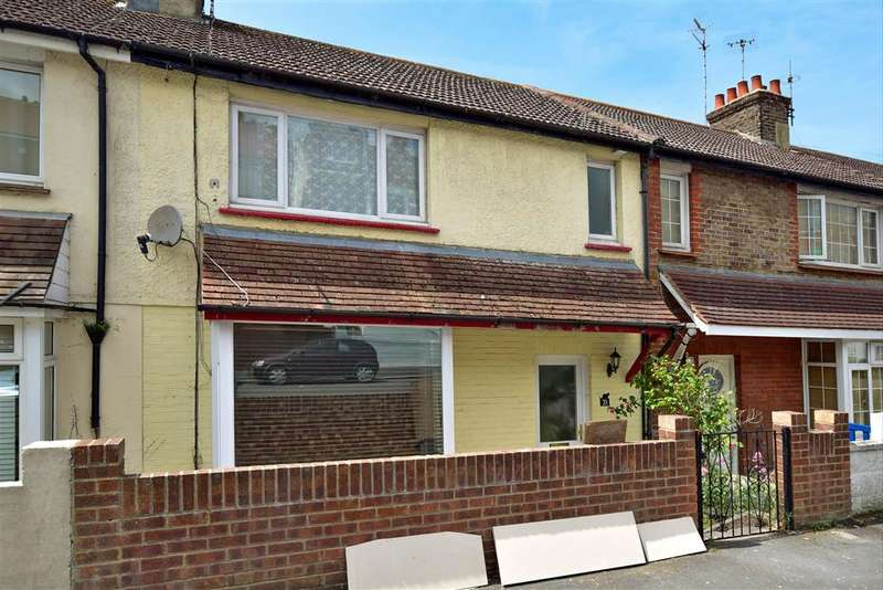 3 Bedrooms Terraced House for sale in Dudley Road, Brighton, East Sussex