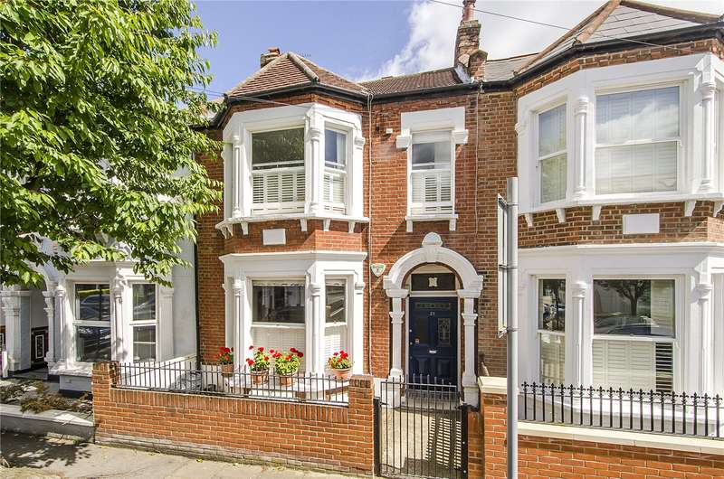 2 Bedrooms Flat for sale in Brandreth Road, London, SW17